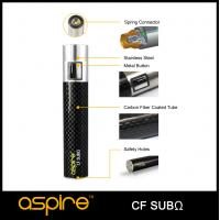 Aspire CF sub ohm battery 2000mah 18650 series battery aspire CF mod Manufactures