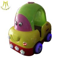 Buy cheap Hansel coin operated kiddie rides fairground rides for sale kids on ride toy for indoor play park from wholesalers
