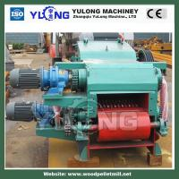 Buy cheap Drum Wood Chipper / Industrial Wood Shredder For Wood Chips Making Plants from wholesalers