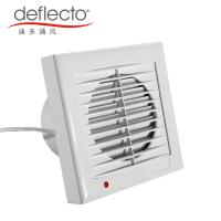 Buy cheap Plastic Roof Ceiling Ventilation Fan , Small Exhaust Fan For Bathroom from wholesalers