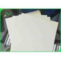 Buy cheap 60 70 80g Cream / Yellow Woodfree Offset Paper For Book Printing from wholesalers