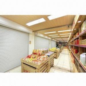 Wholesale Store Exterior Door, Shop Door, Comercial Door, Roller Shutter Door, Automatic Locking Device from china suppliers