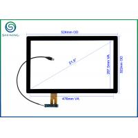 Buy cheap Custom Capacitive Touch Screen Overlay from wholesalers