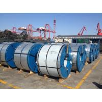 Buy cheap SPCD Cold Rolled Stainless Steel Coil Galvanized Steel Strip Anti Corrosion from wholesalers