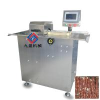 China Electric Sausage Tying Machine  / Commercial Sausage Casing  Machine on sale