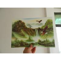 Wholesale OK3D plastic print 3d lenticular photo Artistic Photography art images-customized 3d lenticular image photo for wedding from china suppliers