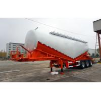Buy cheap TITAN VEHICLE 3 axles bulk cement silo tank trailer for sale from wholesalers