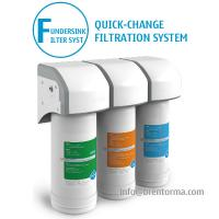 Buy cheap WF113A NSF Standard Quick-Change Water Filter Household Water Purifier from wholesalers