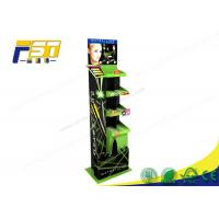 Buy cheap Free Standing Cosmetic Pop Counter Displays , Pop Up Display Stands Resuable from wholesalers