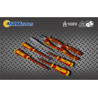 China VDE 7 In 1 Electrician Tool Set Pliers And Screwdrivers Insulated Hand Tools on sale