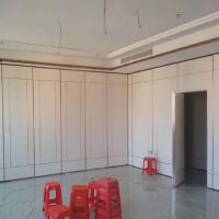 Buy cheap Ballroom Operable Walls Cost Acoustic Partition Walls Sound Proof Movable Partitions from wholesalers