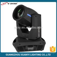 Wholesale Dmx512 , 6 In 1 Amber Moving Head Light 7 / 10 Channels For KTV Nightclub from china suppliers
