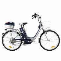 Buy cheap 36V Electric City Bike with Lead-acid Battery from wholesalers