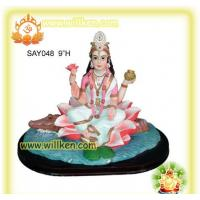 Buy cheap Polyresin Hindu God Statues for Pooja from wholesalers