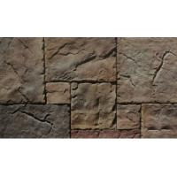 Buy cheap Sound Proof Castle Artificial Exterior Stone / Natural Cultured Stone from wholesalers