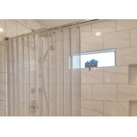 Buy cheap Mesh Aluminum Metal Coil Drapery Wire Fabric For Decorative Shower Divider Curtains from wholesalers