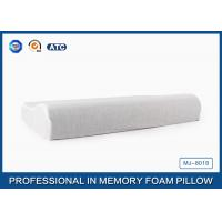 Buy cheap Natural Contoured Bamboo Charcoal Memory Foam Pillow Neck Support During Sleeping from wholesalers