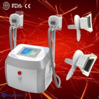 Buy cheap Portable cryolipolysis slimming machine , antifreeze vacuum machine for sale from wholesalers