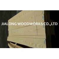 Buy cheap Plain Cut And Quarter Cut American White Ash Veneer Sheet For Plywood from wholesalers