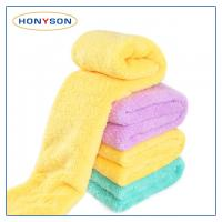 Buy cheap Microfiber Coral Fleece Towel from wholesalers