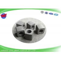 China 14x14x14x8mm Wire EDM Spare Parts Carbide Block High Precision With Various Size on sale