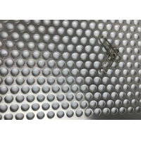 Buy cheap Anti Corrosion Punched 304 Stainless Steel Perforated Sheet from wholesalers