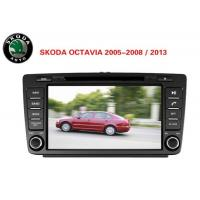 Buy cheap Wholesale Touch Screen Car DVD Player GPS Navigation for Skoda Octavia 2005-2014 Different Model Series from wholesalers