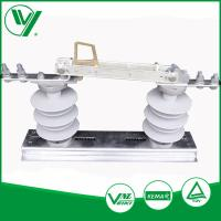Outdoor 12KV 400A Three Post Low Voltage Isolator Electric AC Isolation Switch Manufactures