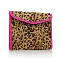 Wholesale Customized Womens Neoprene Tablet Sleeve for E-reader , Leopard Print from china suppliers