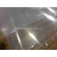 Food Grade Clear Silicone Rubber Sheet Roll for Medical Equipment Rubber Plate Manufactures