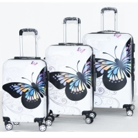 Wholesale Butterfly ODM Travel Trolley Suitcase from china suppliers