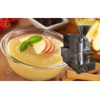 Buy cheap High effiency apple sauce making machine for sale fruit jam butter making product