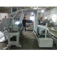Buy cheap Simple Type Cloth Fabric Roller Machine , Programmable Fabric Inspection Machine from wholesalers
