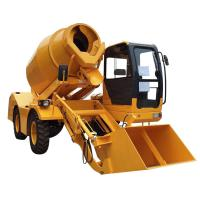 Buy cheap Concrete Mixer Truck Price FM7.5 Self-loading Concrete Cement Mixer from wholesalers