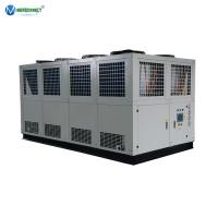 Buy cheap Air-cooled Industrial Chiller 250 Kw Water Chiller For Food Processing Machine from wholesalers