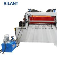 Buy cheap 2.2KW 600mm Expanded Metal Mesh Machine 300 Strokes / Min Production Speed from wholesalers