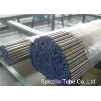 Buy cheap UNS S30815 Stainless Steel Seamless Tubing , Heat Exchanger Tubes SS Seamless Pipes 3/4'' X 0.065'' X 20'' from wholesalers