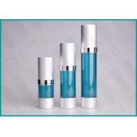 Buy cheap 15ml 30ml 50ml AS Airless Pump Bottle Non Spill With Airless Pump Sprayer from wholesalers