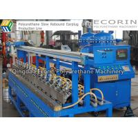Buy cheap Simple Operation Polyurethane Earbuds Making Machine Reliability Automatic 12KW from wholesalers