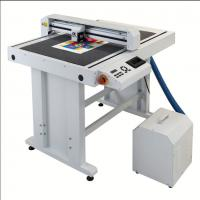 Buy cheap Craft Paper Flatbed Cutting Machine Electric Die Cutting Machine from wholesalers