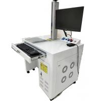 Buy cheap Auto Part UV Laser Marking Machine Water Cooling With CE ISO FDA Certification product