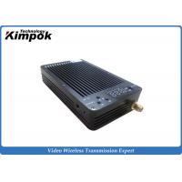 Buy cheap 100 - 1000mW Portable COFDM Video Transmitter For UAV / UGV Long Distance from wholesalers