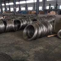 Buy cheap AISI 410 416 Cold Drawn Stainless Steel Wire In Coil 420 420F 440C High Strength from wholesalers