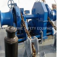Buy cheap 0.5ton ~ 300ton hydraulic marine winch , marine towing winch for sale from wholesalers