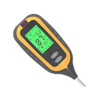 Buy cheap New 4 IN 1 Digital Soil Moisture Meter PH Meter Temperature Sunlight Tester for Garden Farm Lawn Plant with LCD Display from wholesalers