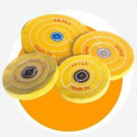 velcro backing abrasive Polishing Wheel