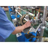 Buy cheap 7×15mm² Section Wind Coil Taping Machine Electric Motor Manufacturing Equipment from wholesalers
