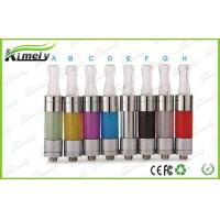 Mini Udct Dual Coil 3.0ohm E Cigarette Tank Atomizer Replacement For 510 / Ego Battery Manufactures