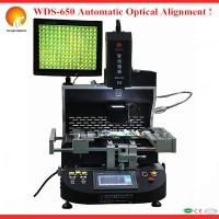 China WDS-650 infrared Wii reballing machine bga/gpu rework station auto repair machine with HD CCD and color LCD monitor on sale