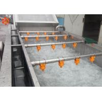 Buy cheap Good Structural Strength Fruit And Vegetable Cleaner Lettuce Washing Machine Safe Operation from wholesalers